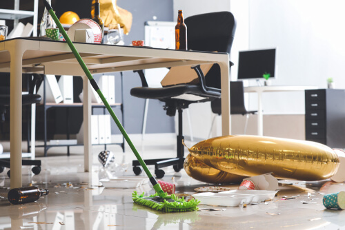 Reinigungsfirma im Aargau Schweiz